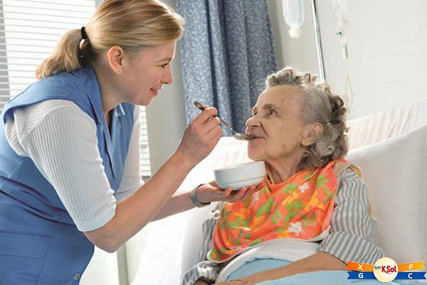 Chăm sóc bệnh nhân ung thư phổi