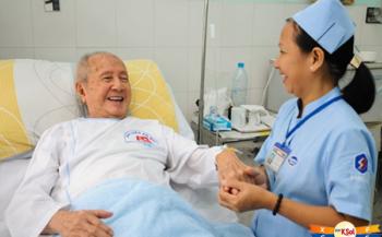 Cách chăm sóc bệnh nhân ung thư thực quản