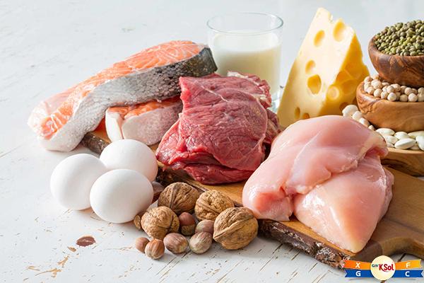 Bổ sung protein là cực kỳ cần thiết đối với bệnh ung thư buồng trứng