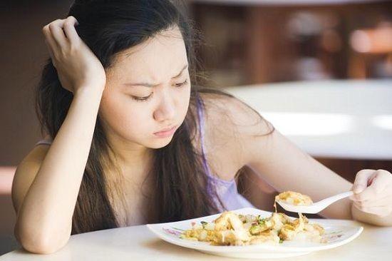 Chán ăn, khó tiêu là dấu hiệu cảnh báo ung thư đại tràng