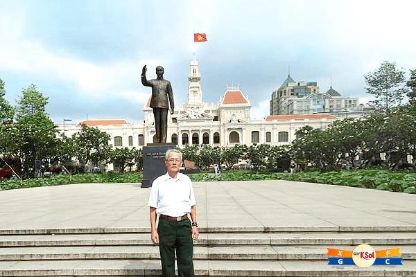Ông Chương thăm Sài Gòn ngày 22.9 vừa qua