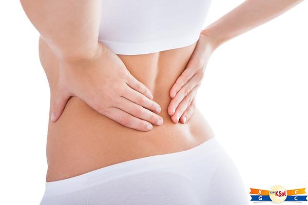 Hãy đề phòng trường hợp đau lưng không rõ lý do khi cơn đau trở nên tồi tệ hơn.