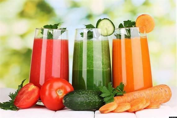 Các loại nước ép hoa quả rau củ rất tốt cho cơ thể