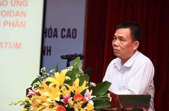 TS Nguyễn Duy Nhứt - GĐ TT Ứng dụng CN mới - Viện Nghiên cứu & Ứng dụng CN Nha Trang - Viện Hàn lâm & Công nghệ Việt Nam