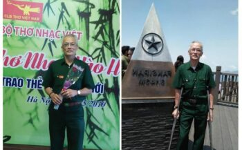 Lời nhắn nhủ của người lính già chiến thắng bệnh ung thư đã di căn