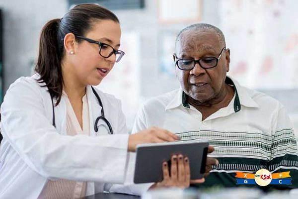 Bác sĩ ung bướu sẽ phải giảm nhẹ tâm lý cho người bệnh trước khi thông báo họ bị ung thư