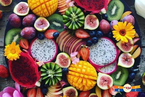 Ăn nhiều trái cây và rau quả tươi có thể làm giảm nguy cơ ung thư dạ dày