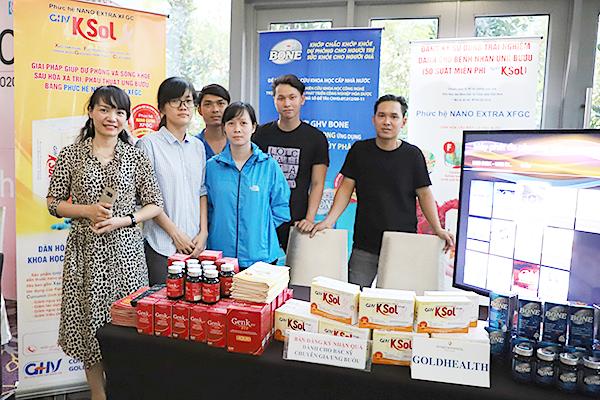 Công ty cổ phần Dược phẩm Goldhealth Việt Nam đồng hành cùng Hội nghị Ung thư vú quốc tế IBCS 2019