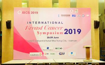 GHV Ksol – Đồng hành cùng Hội nghị Ung thư vú quốc tế IBCS 2019