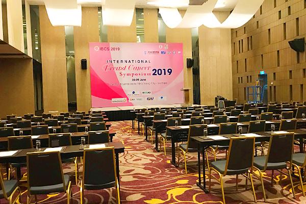 Hội nghị ung thư vú quốc tế IBCS tại Huế năm 2019
