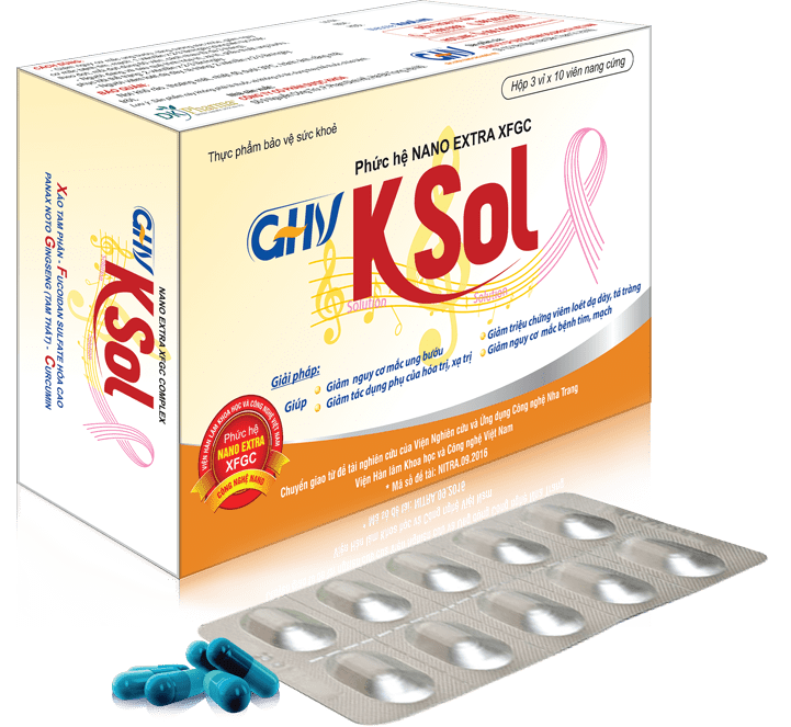 Hộp Ksol 30 viên