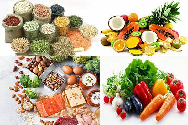 Các loại thực phẩm bệnh nhân ung thư vòm hòng nên dùng