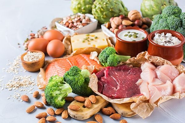 Dinh dưỡng cho bệnh nhân ung thư tuyến giáp di căn hạch cổ