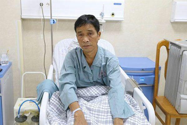 Xạ trị ung thư phổi khiến cho bệnh nhân mệt mỏi