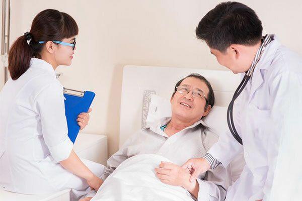 Ung thư vòm họng giai đoạn đầu tỷ lệ chữa khỏi sau 5 năm là 90%