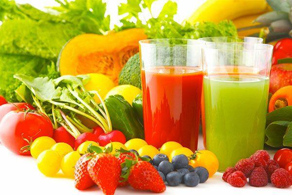 Bệnh nhân ung thư tuyến tiền liệt tăng cường trái cây và rau xanh trong bữa ăn hàng ngày