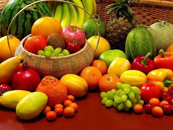 Bổ sung nhiều hoa quả và chất xơ trong quá trình hóa trị ung thư bàng quang