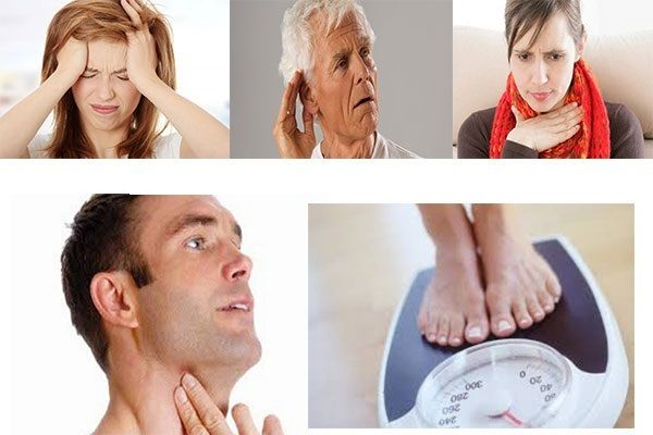 triệu chứng ung thư vòm họng giai đoạn đầu