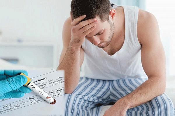 Tỷ lệ PSA tự do/PSA toàn phần dưới 15%, nguy cơ nam giới bị ung thư tuyết tiền liệt là rất cao