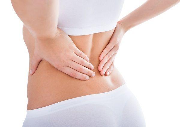 Đau vùng thắt lưng cũng có thể là dấu hiệu của ung thư buồng trứng