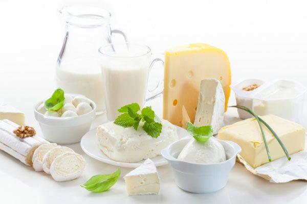 Bệnh nhân ung thư tuyến tiền liệt nên hạn chế dùng thực phầm chế biến từ sữa