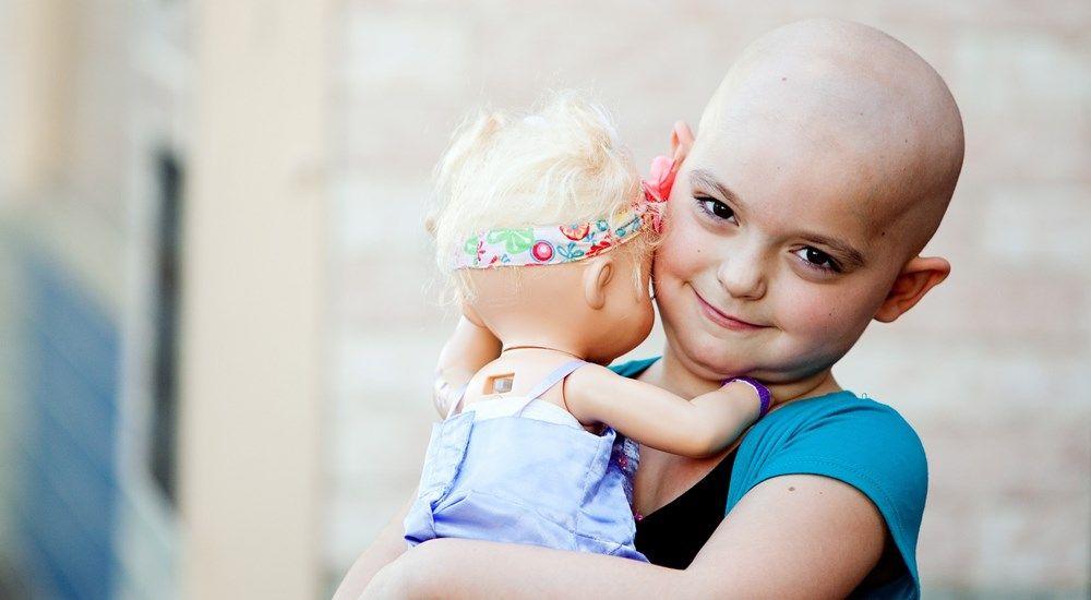 Ung thư não là bệnh ung thư gây tử vong số 1 đối với trẻ dưới 14 tuổi