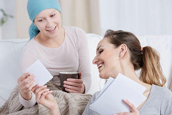 Người bệnh ung thư thực quản cần giữ tình thần lạc quan, vui vẻ
