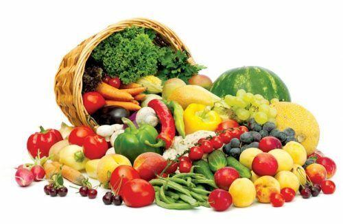 Đào, táo, dưa hấu hay kiwi...là những thực phẩm người bệnh ung thư gan giai đoạn cuối nên ăn.