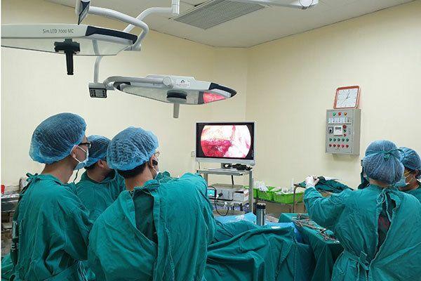 Điều trị ung thư thực quản bằng phương pháp phẫu thuật