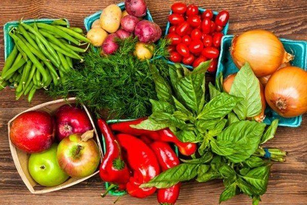 Bổ sung rau củ quả tươi vào chế độ dinh dưỡng cho bệnh nhân ung thư dạ dày