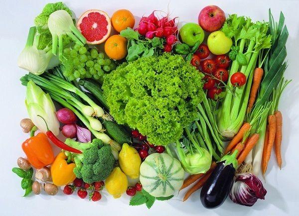 Bổ sung rau quả nhiều chất xơ giúp phòng ngừa ung thư ruột hiệu quả