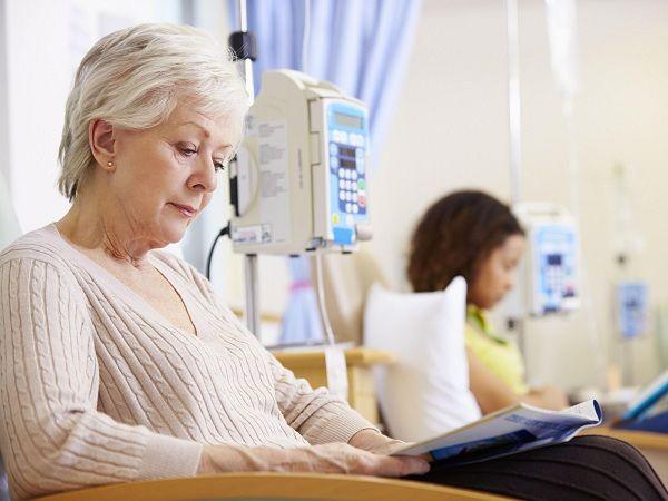 Hóa trị giúp giảm triệu chứng, nâng cao chất lượng sống cho bệnh nhân ung thư dạ dày