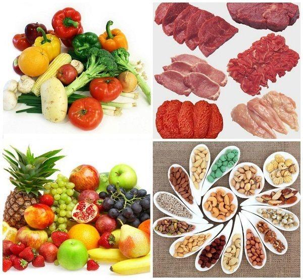 Chế độ dinh dưỡng ảnh hưởng nhiều đến sức khỏe người bệnh ung thư cổ tử cung