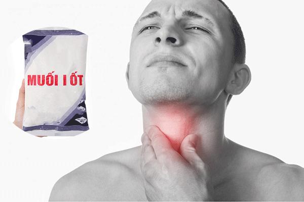 Thiếu iốt là một trong những nguyên nhân gây ung thư tuyến giáp
