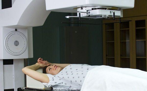 Xạ trị là một phương pháp điều trị ung thư vú