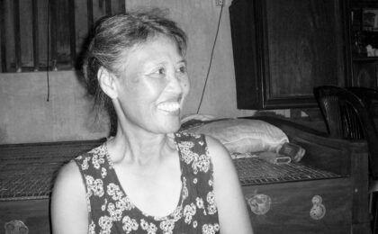Mẹ tôi là một chiến binh tuyệt đẹp