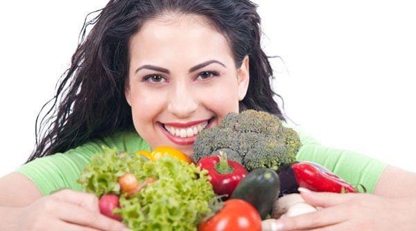 Ăn nhiều rau quả tươi vừa tốt cho sức khỏe vừa giảm nguy cơ mắc ung thư dạ dày