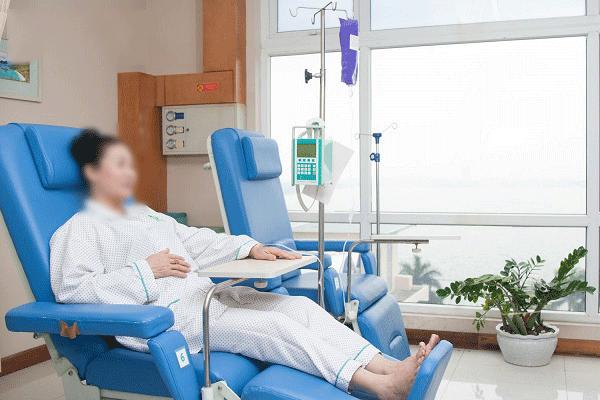 Hóa trị góp phần quan trọng trong việc điều trị ung thư cổ tử cung giai đoạn đầu