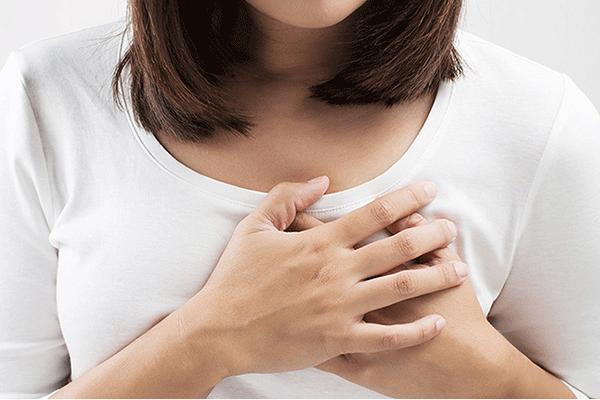 Tình trạng đau tức ở vùng ngực