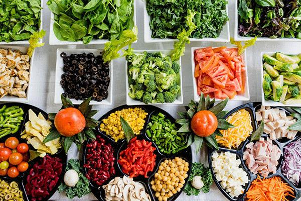 Xây dựng chế độ ăn uống lành mạnh là một trong cách để giảm nguy cơ mắc ung thư tuyến tiền liệt ở nam giới