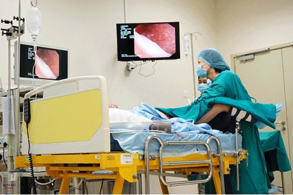 Chẩn đoán ung thư bàng quang bằng phương pháp nội soi