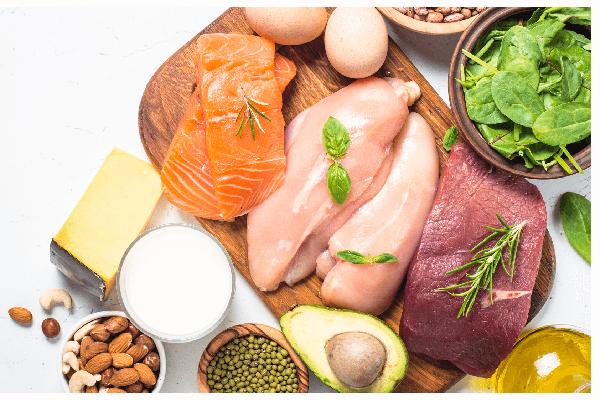Thức ăn cho người hóa trị ung thư