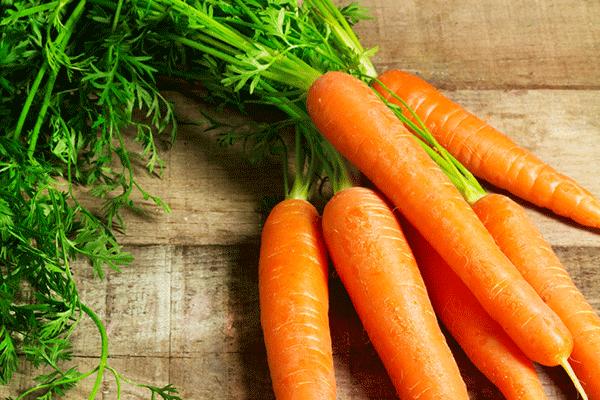 Cà rốt được xay nhuyễn là loại thực phẩm tốt cho bệnh nhân ung thư vòm họng sau điều trị