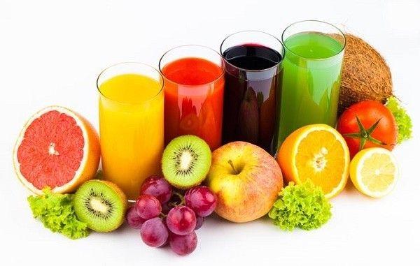 Để tránh khi đau và bổ sung được các vitamin vào cơ thể, người bệnh ung thư lưỡi nên uống những loại nước ép trái cây
