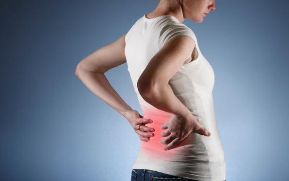 Đau lưng là một trong những biểu hiện bệnh sớm thường gặp