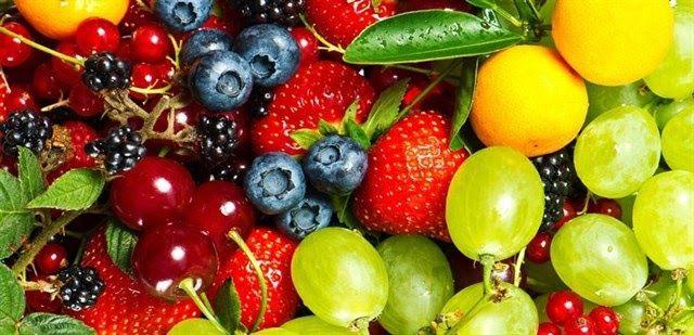 Trái cây giàu chất xơ hòa tan, giúp giảm cholesterol tốt cho người mỡ máu cao
