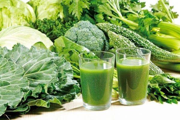 Bổ sung đầy đủ rau xanh vào chế độ ăn uống hàng ngày có thể giảm nguy cơ mắc bệnh