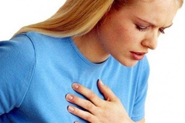 Xạ trị nhắm vào vùng ngực có thể gây ra khó thở