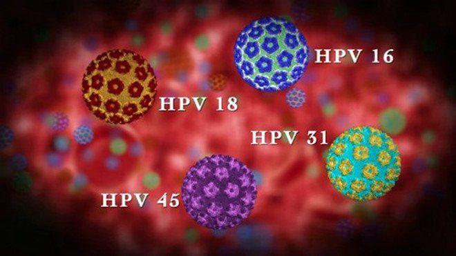 Virus HPV gây bệnh ung thư cổ tử cung