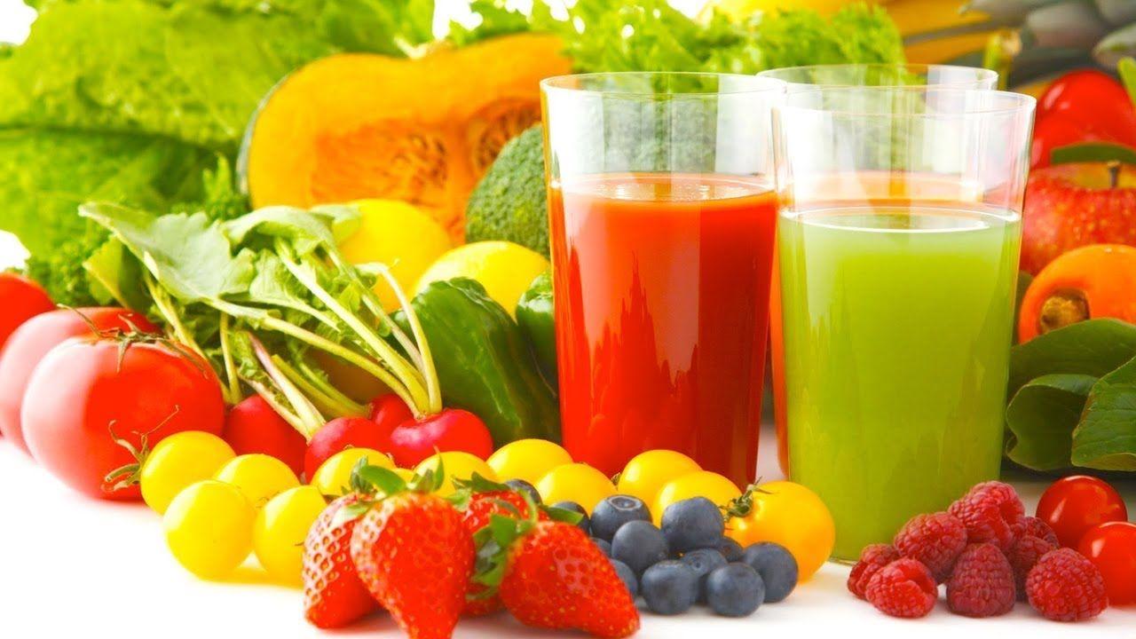 Trong chế độ ăn cho người ung thư phổi nên tăng cường rau xanh và hoa quả hàng ngày
